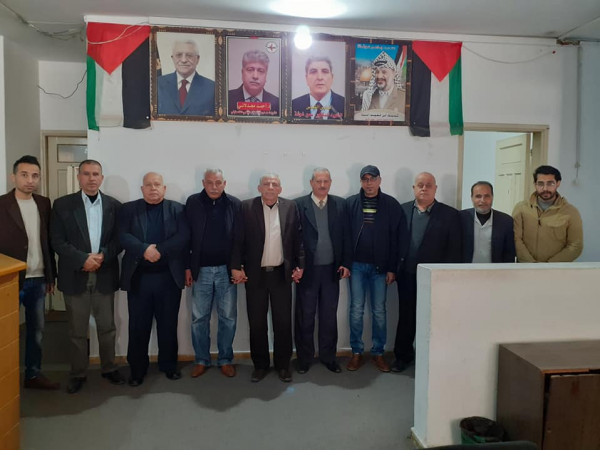 النضال الشعبي تستقبل وفداً من الجبهة الديمقراطية في مكتبها المركزي بغزة
