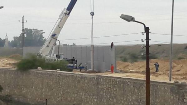 برلماني مصري يُوضح أسباب إنشاء الجيش جدارًا أسمنتيًا مع قطاع غزة