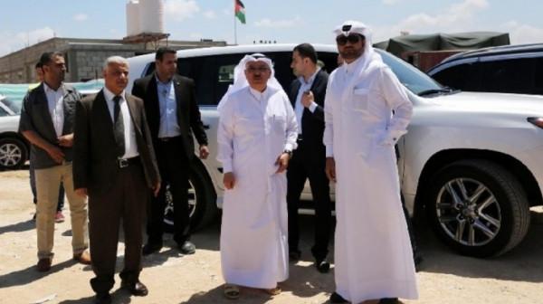 هل تم تحديد موعد زيارة السفير العمادي إلى قطاع غزة؟
