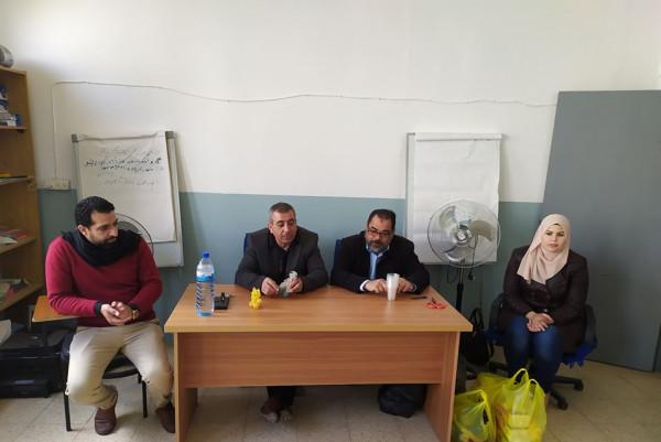 قلقيلية: الثقافة تستكمل برامج الاشغال اليدوية للسيدات في بلدة حبلة