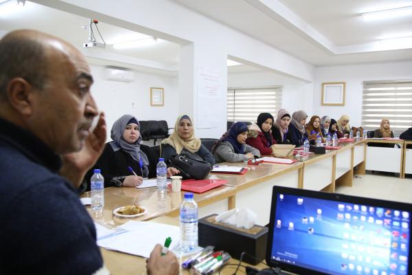 برنامج غزة يبدأ دورة تدريبية حول الإسعاف النفسي وإدمان الألعاب الإلكترونية