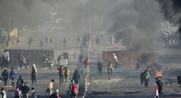 الأمم المتحدة تدعو السلطات العراقية إلى منع استخدام القوة ضد المتظاهرين