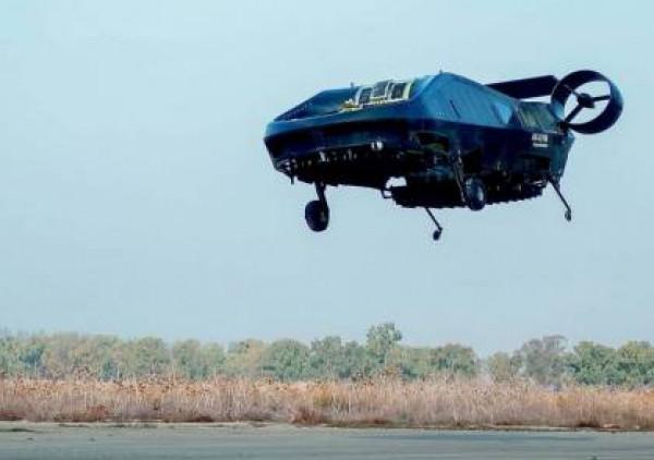 بالفيديو: إسرائيل تسعى لتطوير سيارة طائرة ستُحدث ثورة بطريقة نشر الجيش