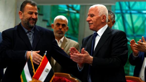 96% من الفلسطينيين يؤكدون أن المصالحة الطريقة الأقوى للتصدي لـ (صفقة القرن)