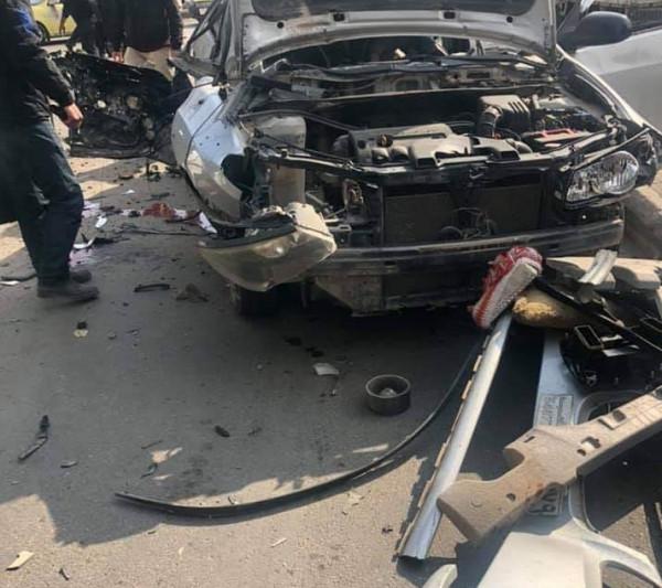 مقتل شخص بانفجار سيارة مفخخة بمنطقة باب مصلى في دمشق