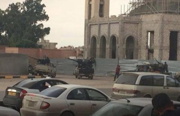 """""""الوفاق"""" الليبية تشكك بجدوى خطة مقترحة للاتحاد الأوروبي لحظر تدفق السلاح"""
