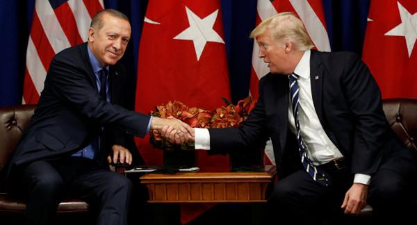 ترامب: أنقرة وواشنطن تعملان معاً بخصوص حل المشاكل في إدلب