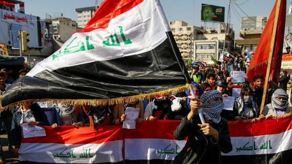 الكشف عن عدد القتلى من المتظاهرين العراقيين منذ اندلاع الاحتجاجات