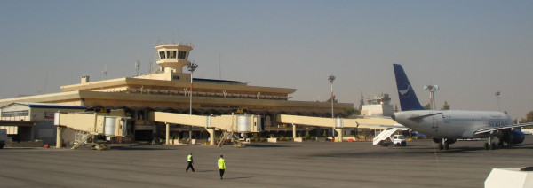 للمرة الأولى منذ سنوات.. إقلاع أول رحلة جوية من دمشق لحلب