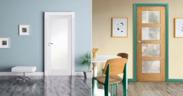 دليلك لاختيار ألوان مناسبة لأبواب الغرف فى المنزل