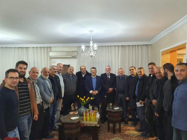 القائمة المشتركة تُكثّف اجتماعاتها في وادي عارة مع اقتراب الانتخابات