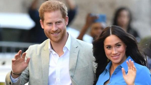 هاري وميغان يعلنان التاريخ الرسمي لانفصالهما عن العائلة الملكية