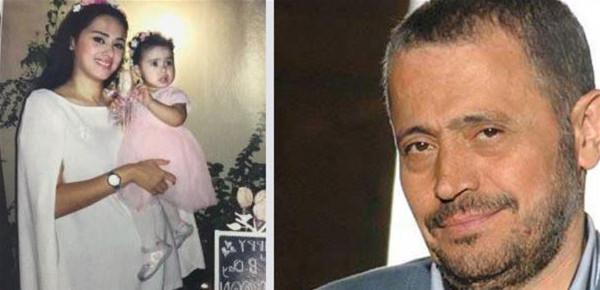 لم يرها منذ ولادتها.. جورج وسوف يلتقي ابنته الوحيدة من زوجته القطرية