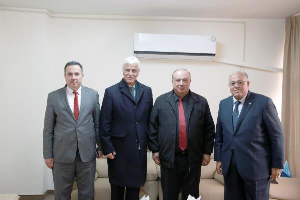 اللجنة الوطنية ووزارتا التعليم تبحثان سبل تنسيق العمل والعلاقة مع المنظمات الدولية