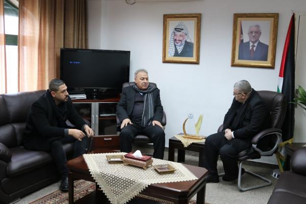 القاضي غانم: كل محاولات تهويد القدس لن تثني عزيمة شعبنا