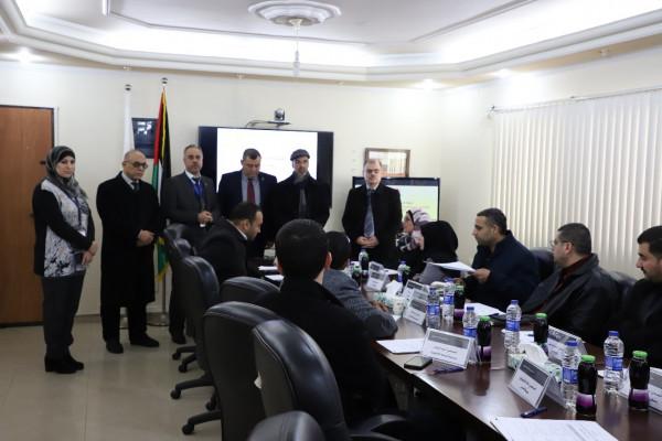 سلطة النقد تُنظّم بالتعاون مع شبكة الصحفيين الاقتصاديين دورة تدريبية في غزة
