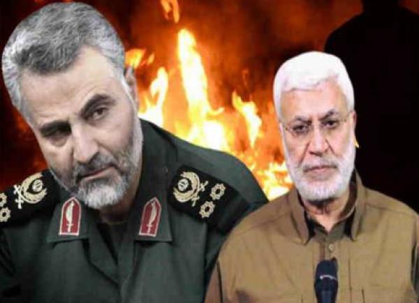 مسؤول عراقي يُعلن: التحقيق في اغتيال سليماني والمهندس وصل لنتائج كبيرة