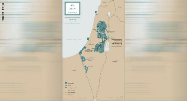 """الديمقراطية: نتنياهو حول """"الدولة الفلسطينية المزعومة"""" لـ """"حظائر عزل بشرية"""""""