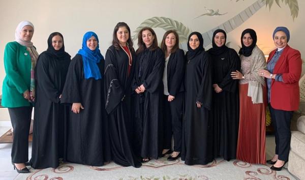 مجموعة دبي للجودة تطلق المجموعة الفرعية الإماراتية للسيدات