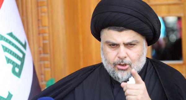 """الصدر يُهدد البرلمان العراقي بـ """"تظاهرة مليونية"""""""