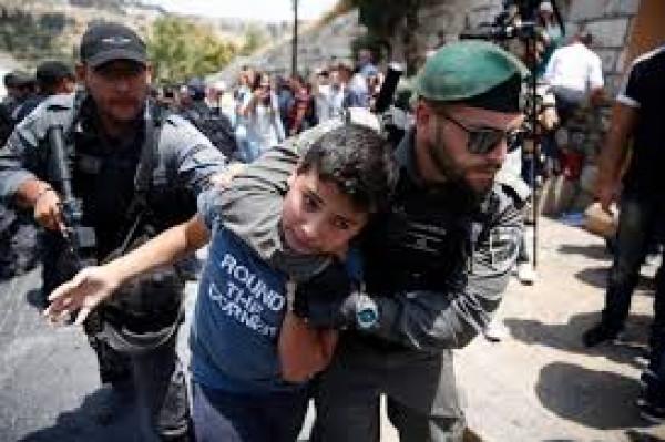 أسرى  فلسطين: ارتفاع عدد  سفراء الحرية  إلى 88 طفلاً