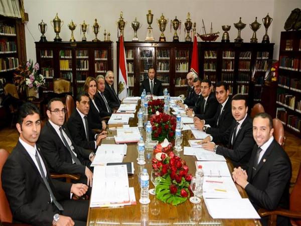 الخطيب يدعو لإجتماع طارئ لمجلس إدارة الأهلي