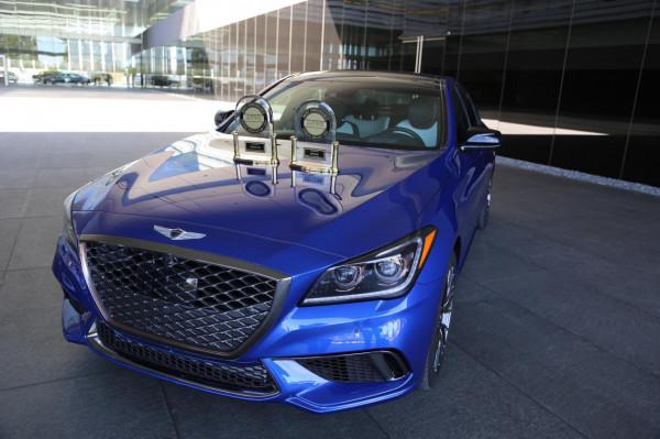 """""""جينيسيس"""" تحقق الفوز ضمن دراسة جي دي باور 2020 للجودة بصناعة السيارات"""