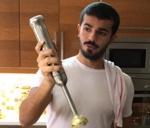 الشيف أحمد الزامل: الإصرار والتحدي سر نجاح أي مهنة