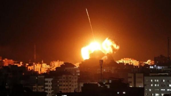 جيش الاحتلال: قصفنا أهدافاً للجهاد الإسلامي بسوريا وقطاع غزة