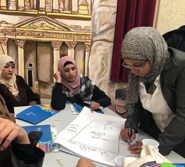 ملتقى القدس يفتتح ورشات الأقصى للمعلمين