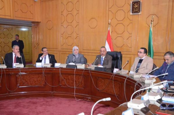 توقيع بروتوكول للتعاون بين محافظة الاسماعيلية وجامعة قناة السويس