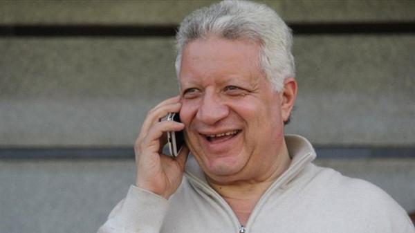 مرتضى منصور ساخرًا: جعلتم الأهلي أضحوكة مصر 9999030322