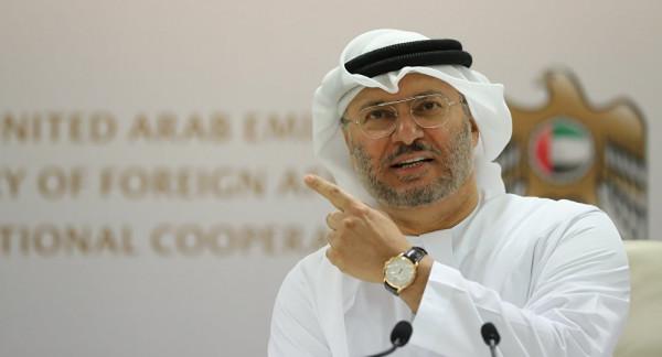 الإمارات تكشف تفاصيل جديدة حول الأزمة الخليجية مع قطر