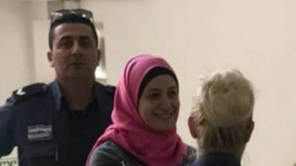 """محكمة الاحتلال ترفض استئناف الأسيرة """"أماني الحشيم"""""""