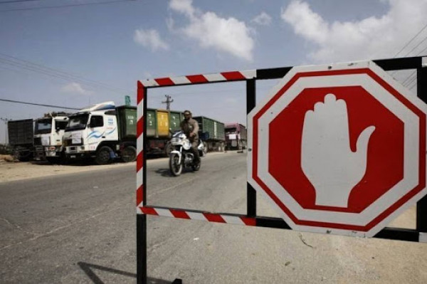 """الخضري: قرار الاحتلال الإسرائيلي إغلاق معابر غزة """"حصار المُحاصر"""""""