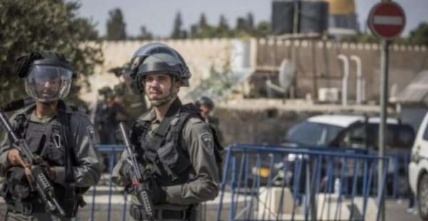 الاحتلال يعتقل شابين في المسجد الأقصى