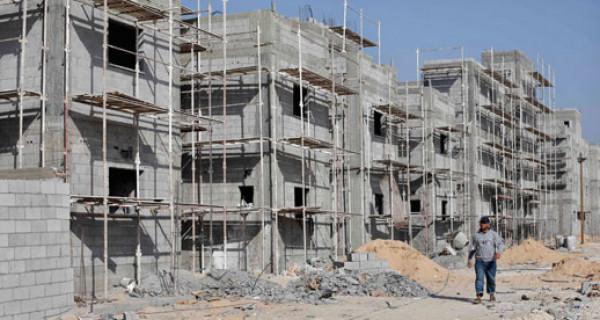 الإحصاء الفلسطيني يُعلن مؤشر أسعار تكاليف البناء والطرق وشبكات المياه