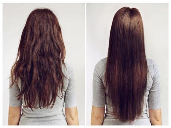 طريقة طبيعية لعمل كريم فرد الشعر في المنزل