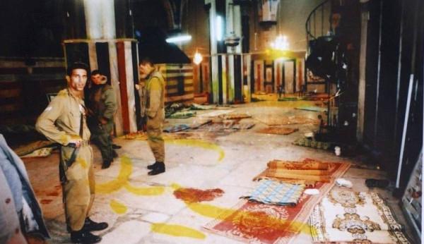 """حماس تصدر بياناً في الذكرى السنوية لمجزرة """"الحرم الإبراهيمي"""""""