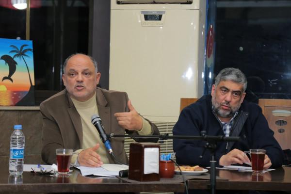 الرعاية تستضيف الصحفي قاسم قصير للحديث عن الوضع اللبناني