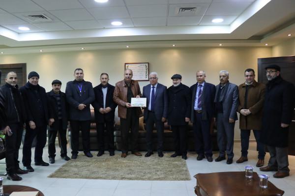 """جامعة بوليتكنك فلسطين تنظم فعاليات """"اليوم الإرشادي لطلبة الثانوية العامة"""""""