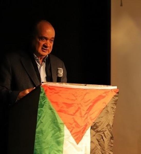 مؤسسة ياسر عرفات تعقد ندوة حول مُلكية أراضي لاجئي فلسطين بمخيم بلاطة