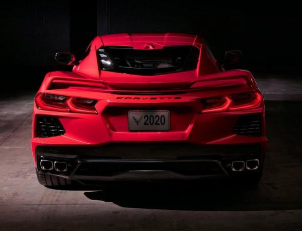 شيفروليه تُطلق الوحش Corvette C8 الجديدة