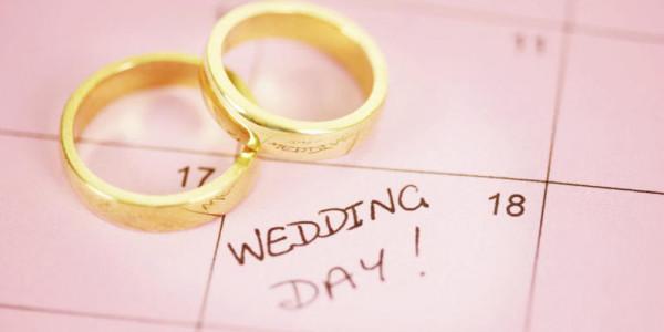 طريقة تنظيم حفل زفاف بشكل سهل