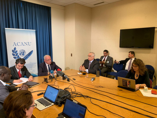 المالكي: البند السابع سيبقى بنداً ثابتاً على أجندة مجلس حقوق الإنسان حتى إنهاء الاحتلال