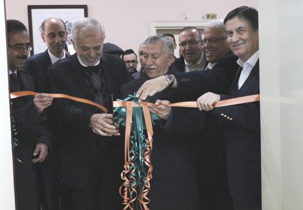 جامعة بوليتكنك فلسطين وشركة بن ازحيمان يفتتحان مختبر نظم المعلومات