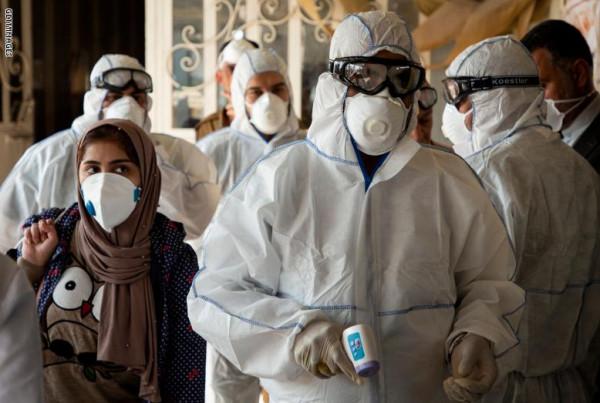 الصحة الإيرانية تُطالب بعدم إقامة صلاة الجمعة بسبب (كورونا)