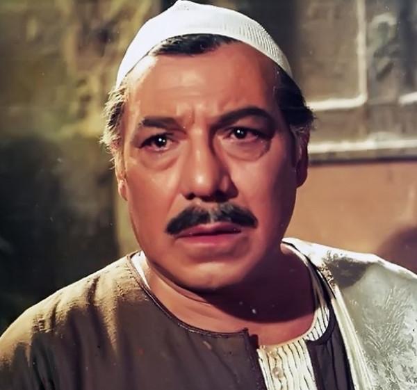 ظهور نادر لزوجة فريد شوقي