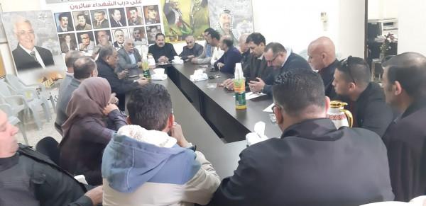 صيدم: حرب نتنياهو على حركة فتح مُستمرة