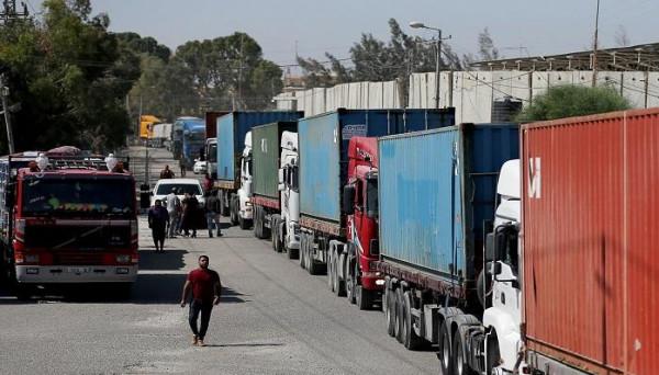 اتحاد نقابات عمال فلسطين: إدعاءات الاحتلال بمنح غزة تسهيلات اقتصادية كاذبة
